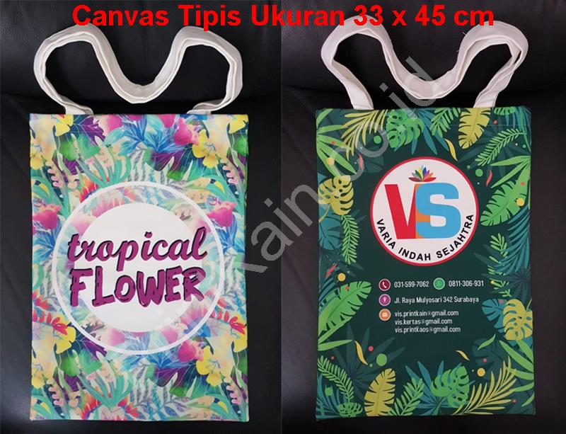 custom tote bags ukuran a3
