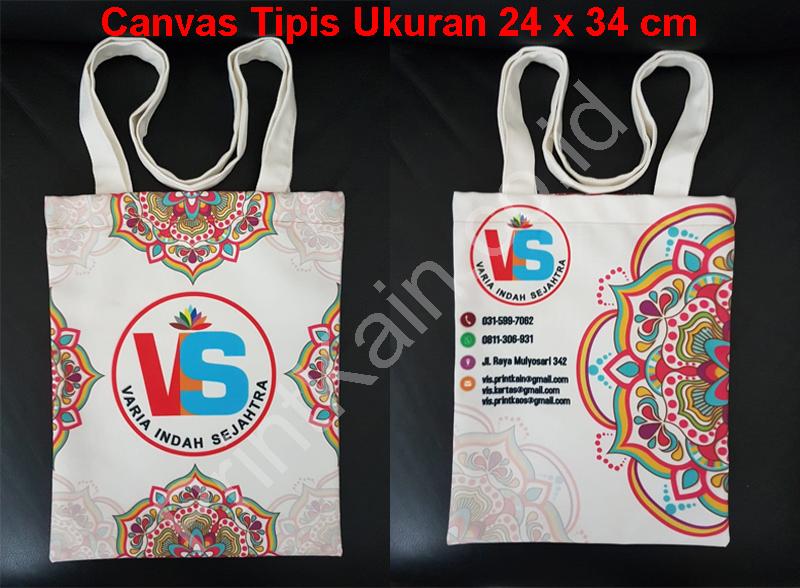 custom tote bags ukuran f4