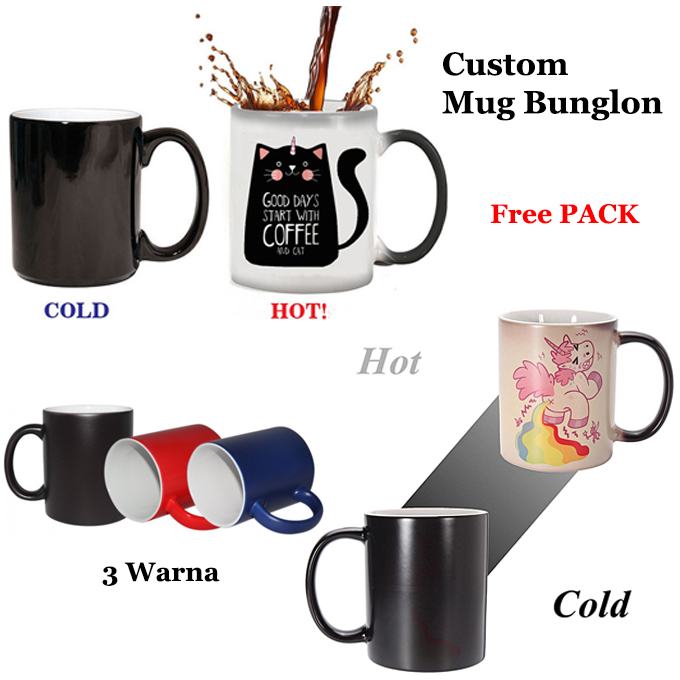 custom mugs bunglon